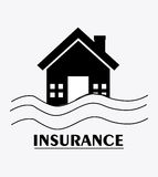 Insurance design. Stock Photography