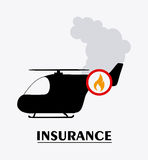 Insurance design. Royalty Free Stock Images