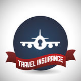 Insurance design Royalty Free Stock Photography