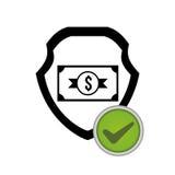 Insurance design Royalty Free Stock Image