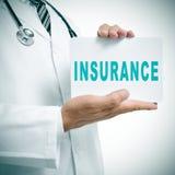 Insurance Royalty Free Stock Photography