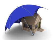 Insurance of habitation. Royalty Free Stock Photos