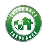 Insurance icon Royalty Free Stock Photography