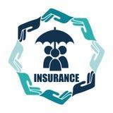 Insurance icon Stock Photos