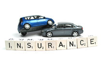 Insurance might be a good idea Stock Photo