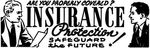 Insurance Protection Royalty Free Stock Photo