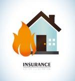 Insurances design Royalty Free Stock Photography