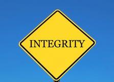 Intégrité Photographie stock libre de droits