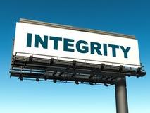 Intégrité illustration stock