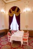 Intérieur 8 de restaurant Image libre de droits