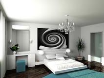 Intérieur confortable moderne illustration stock