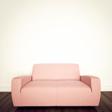 Intérieur confortable moderne avec le rendu 3d Image libre de droits
