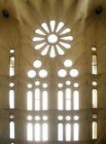 intérieur d'église Images libres de droits