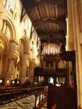 Intérieur d'église du Christ, Oxford Image libre de droits