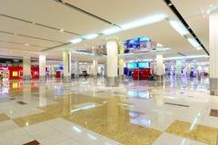 Intérieur d'aéroport Photos libres de droits