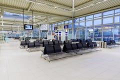 Intérieur d'aéroport Photo libre de droits