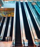 Intérieur d'aéroport de Changi, Singapour Image libre de droits