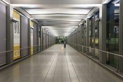 Intérieur d'aéroport de Cologne Bonn Photos stock