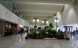 Intérieur d'aéroport de NAIA à Manille, Philippines Photographie stock