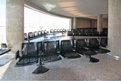 Intérieur d'aéroport de Palma Photographie stock libre de droits