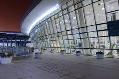 Intérieur d'aéroport de Shenzhen Images stock