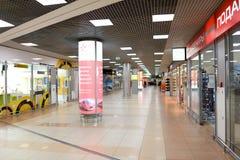 Intérieur d'aéroport de Sheremetyevo Images stock