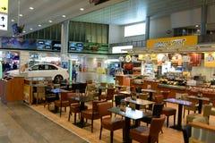 Intérieur d'aéroport de Sheremetyevo Photos libres de droits