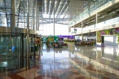 Intérieur d'aéroport de Suvarnabhumi Image stock