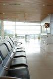 Intérieur d'aéroport international de Kuching Image stock