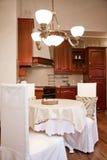 Intérieur d'appartement Photographie stock