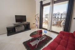 Intérieur d'appartement de luxe Photo stock