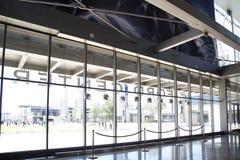 Intérieur d'installation de pratique en matière de Dallas Cowboys photographie stock libre de droits