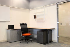 Intérieur d'un bureau photos libres de droits