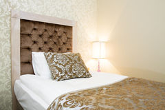 Intérieur d'une chambre d'hôtel dans Kemer, Antalya Photographie stock