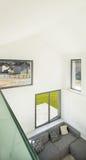 Intérieur d'une maison moderne photographie stock libre de droits