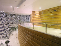 Intérieur d'une salle de concert Photo libre de droits