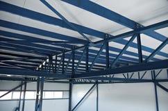 Intérieur de bâtiment industriel Images stock