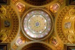 Intérieur de basilique du ` s de St Stephen Photo libre de droits