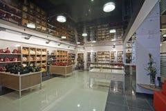 Intérieur de boutique photographie stock libre de droits