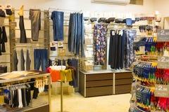 Intérieur de boutique Images stock
