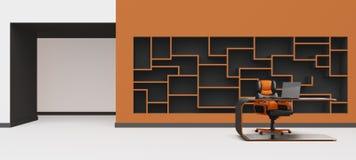 Intérieur de bureau Images stock