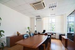 Intérieur de bureau Image libre de droits