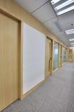 Intérieur de bureau dedans large Images stock