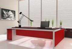 Intérieur de bureau moderne illustration stock