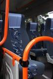 Intérieur de bus. Photo libre de droits