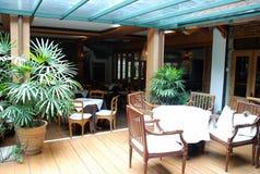 intérieur de café Image libre de droits