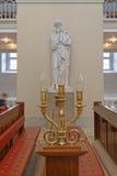 Intérieur de cathédrale Photo libre de droits