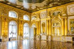 Intérieur de Catherine Palace photographie stock