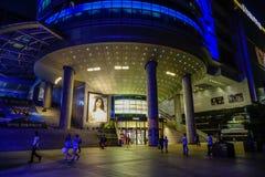 Intérieur de centre commercial à Séoul, S korea image libre de droits