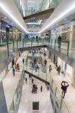 Intérieur de centre commercial Melbourne à Melbourne Image libre de droits
